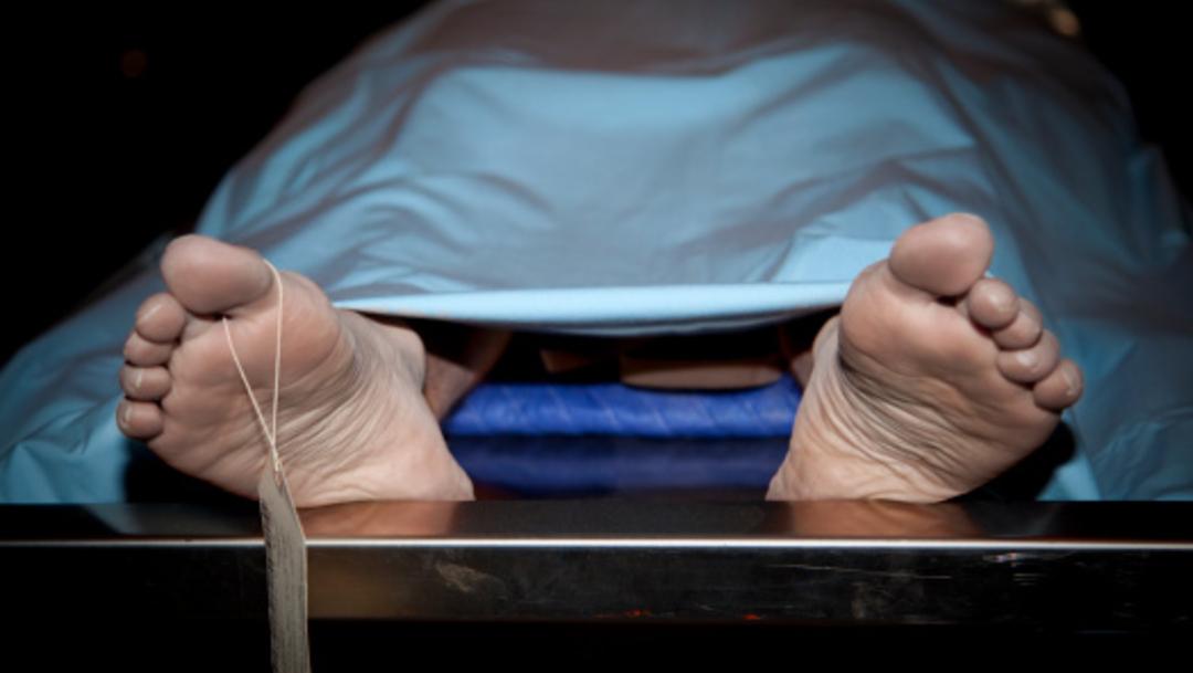 Imagen: Tras el hallazgo de los restos, se iniciaron las pruebas para conocer su identidad, el 25 de agosto de 2019 (Getty Images, archivo)