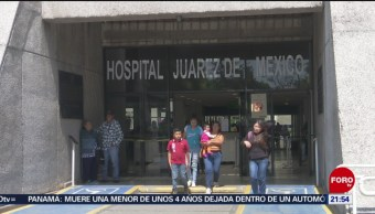 Foto: Hospital Juárez México Cumple 172 Años 22 agosto 2019