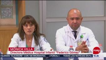 FOTO: IMSS Anuncia Donación Medicamento Contra Cáncer
