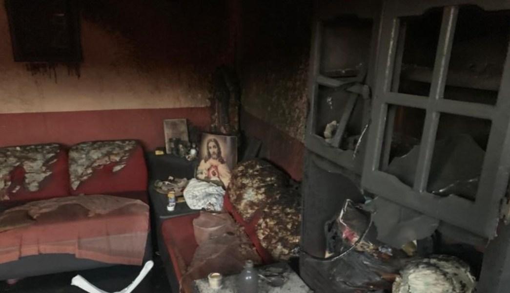 incendio casa saltillo coahila (1)