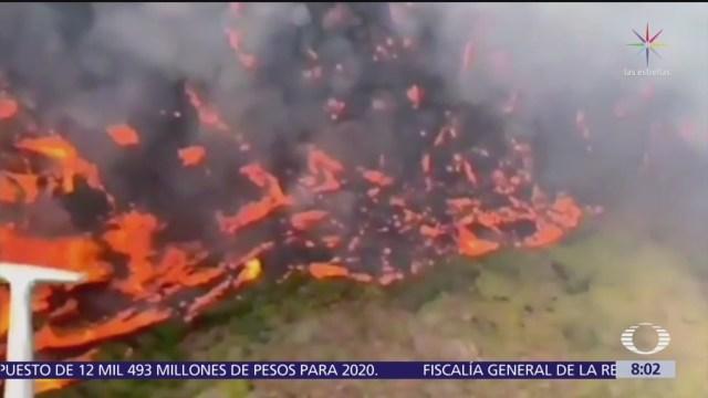 Incendios forestales afectan selva del Amazonas en Brasil