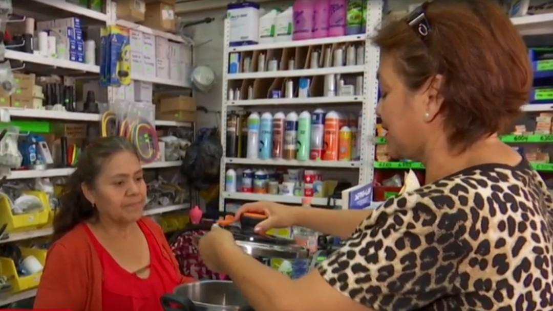 Foto:. Compra de productos en México