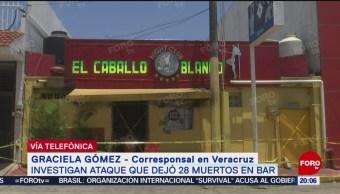 Foto: Módulo Atención Familiares Víctimas Bar Coatzacoalcos 28 Agosto 2019