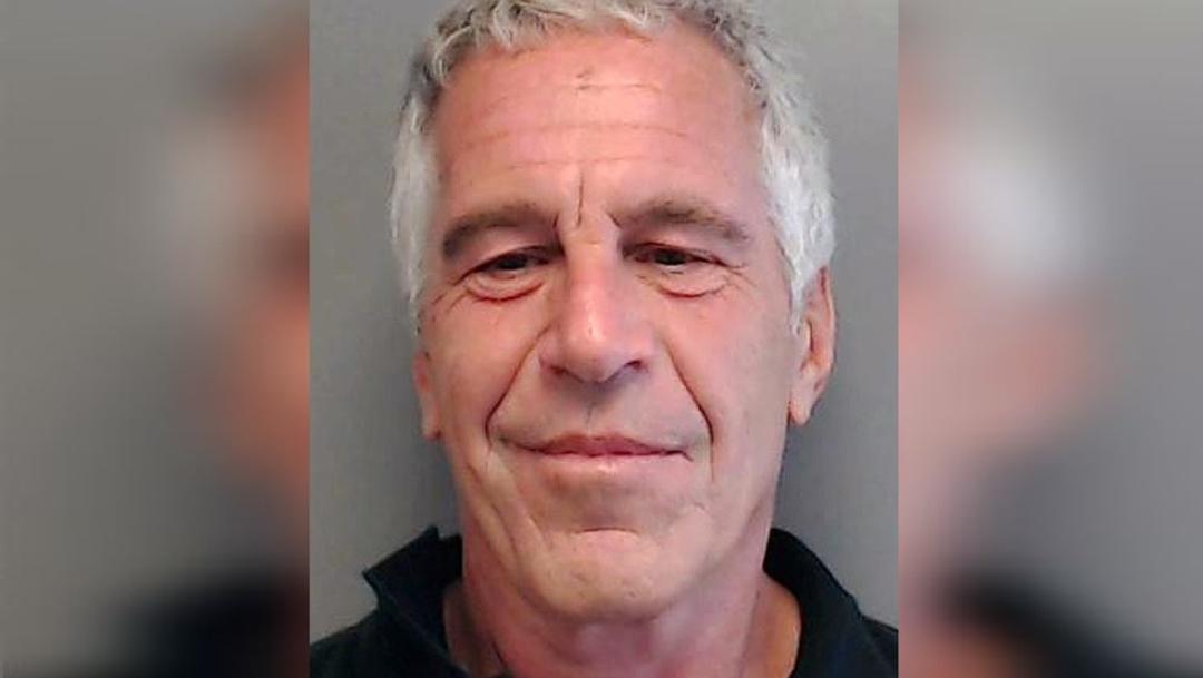 Fotografía del millonario estadounidense Jeffrey Epstein, acusado de abusos sexuales, 1 agosto 2019