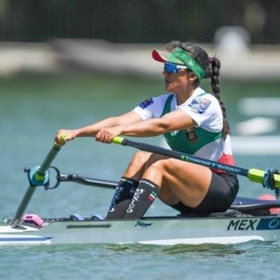 La mexicana Kenia Lechuga, medalla de oro 31 en Panamericanos
