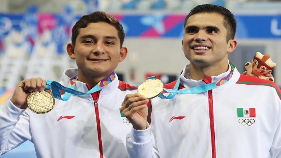 García y Reyes dan el oro 17 a México, segundo en el medallero de Lima 2019