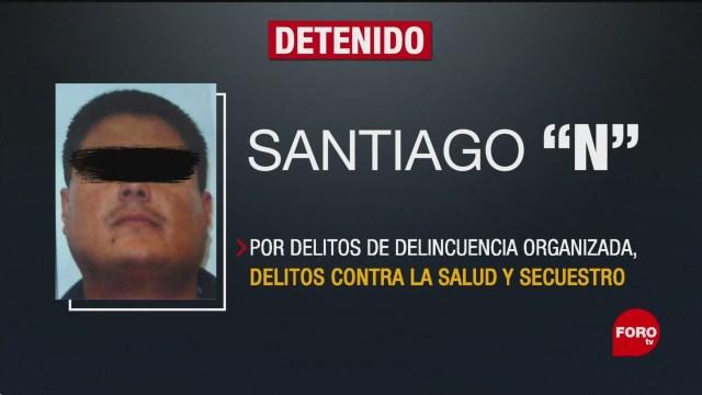 La detención de 'El Carrete', líder del grupo delictivo 'Los Rojos'