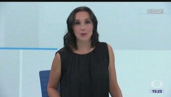 Foto: La Noticias Karla Iberia Noticieros Televisa Programa Completo 23 Agosto 2019