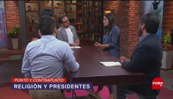 Foto: Religión Mandatarios Mexicanos 26 Agosto 2019