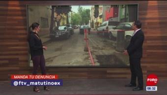 #LaCámaraUrbana en Expreso: Calles en pésimas condiciones