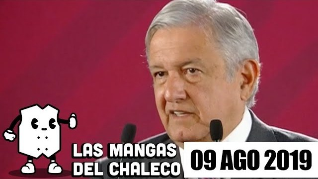Foto: Las Mangas del Chaleco 9 agosto 2019