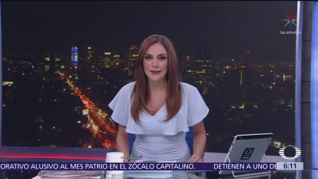 Las noticias, con Danielle Dithurbide: Programa completo del 21 de agosto del 2019