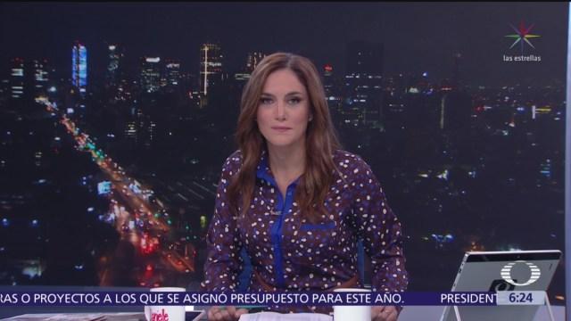 Las noticias, con Danielle Dithurbide: Programa completo del 22 de agosto del 2019