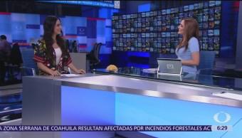 Las noticias, con Danielle Dithurbide: Programa completo del 23 de agosto del 2019