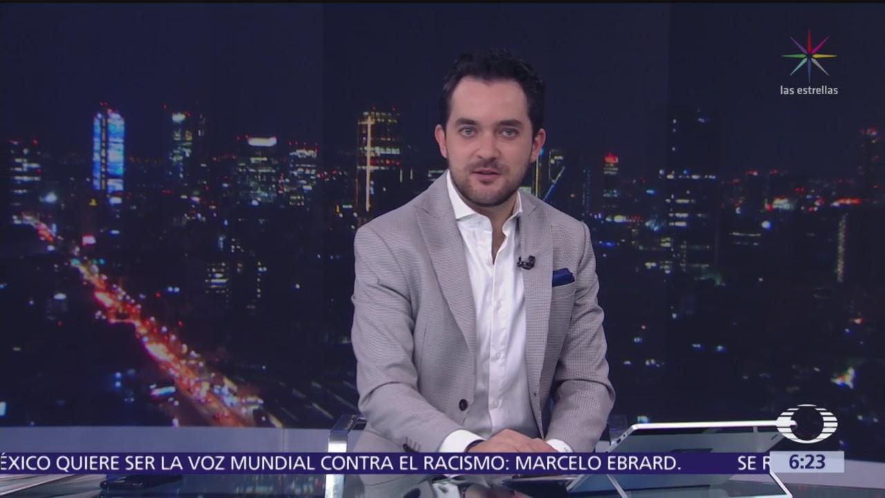 Las noticias, con Danielle Dithurbide: Programa completo del 30 de agosto del 2019