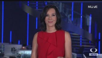 Foto: Noticias Karla Iberia Programa Completo 12 Agosto