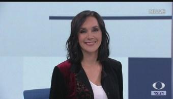 Foto: Noticias Karla Iberia Programa Completo 14 Agosto