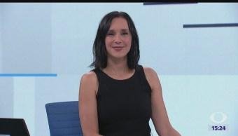 FOTO: Noticias Karla Iberia Programa Completo 16 Agosto