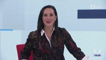 Foto: Noticias Karla Iberia Programa Completo 7 Agosto