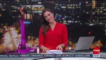 Foto: Las Noticias Danielle Dithurbide Forotv Aguayo 2 Agosto 2019