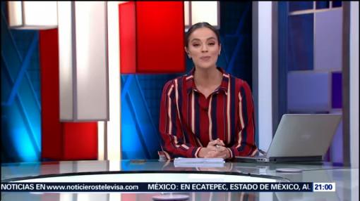 Foto: Las Noticias Danielle Dithurbide Forotv 28 Agosto 2019