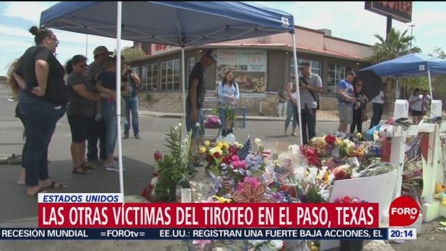 Foto: Otras Víctimas Tiroteo El Paso Texas 14 Agosto 2019