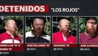 Detienen a 'El Chaparro', líder de Los Rojos en Chilapa, Guerrero