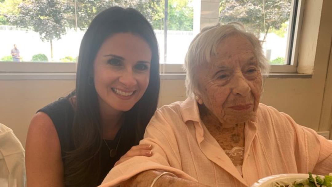 Louise Signore mujer longeva de nueva york (1)