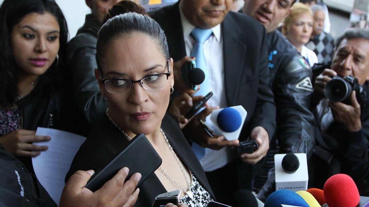 Norelia Hernández, mamá de Norberto Ronquillo
