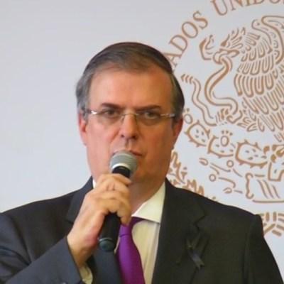 México hará denuncia por terrorismo tras tiroteo en Texas, anuncia Ebrard