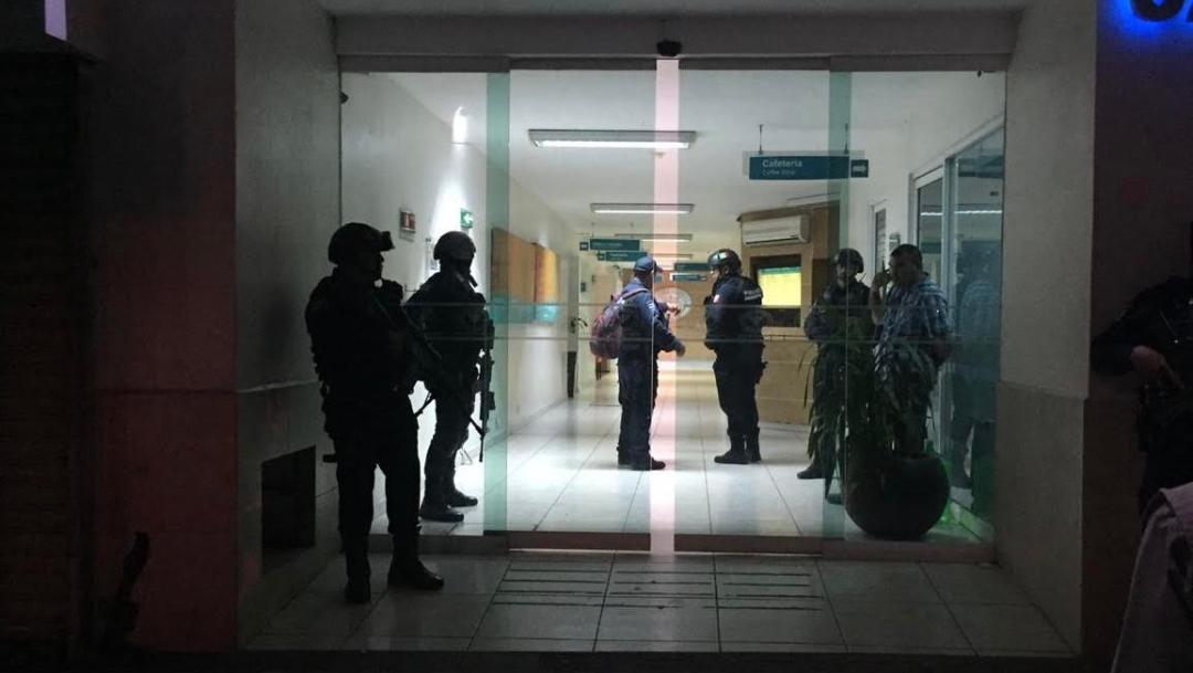 Fotos: Según la Policía Municipal de Culiacán la persona en custodia contaba con antecedentes penales, 18 de agosto de 2019 (Noticieros Televisa)