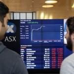 Foto: Bolsa de Valores en Australia, 15 de agosto de 2019