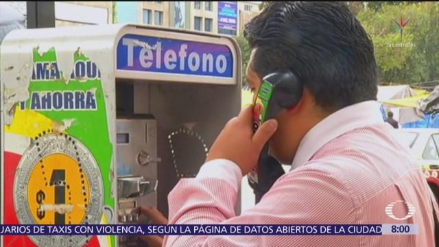 México aplica nueva marcación telefónica con 10 dígitos