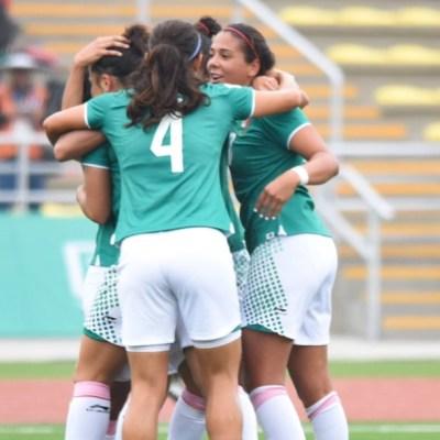 Tri femenil necesita un 'milagro' en Juegos Panamericanos