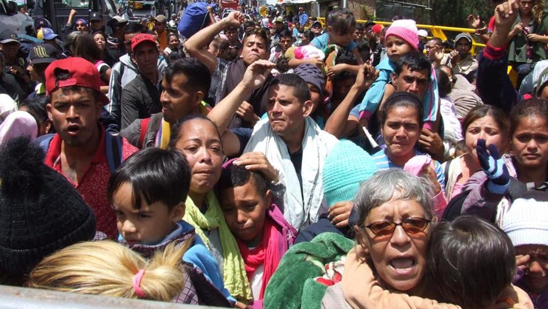Foto: El subsecretario de Migración de Ecuador, Jhoe Lara, dijo que se reforzarán controles en el ingreso, 26 de agosto de 2019 (EFE)