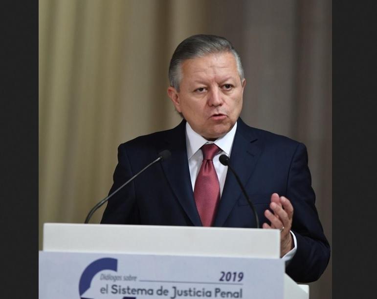 Arturo Zaldívar, ministro presidente de la SCJN.