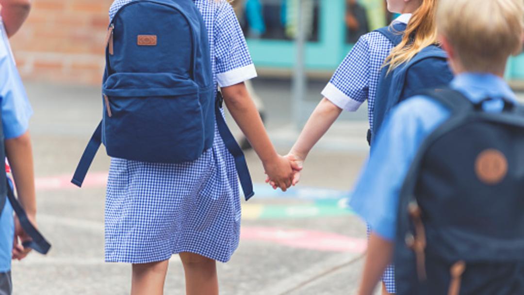 Imagen: Claudia Sheinbaum destacó también que en educación preescolar y primaria se dará un desayuno, 24 de agosto de 2019 (Getty Images, archivo)