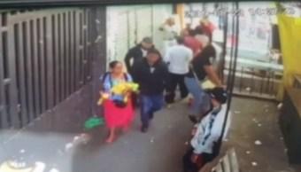 Foto: Víctima de ataque directo en La Merced formaría parte de banda de extorsionadores, 24 de agosto de 2019 (FORO tv)