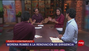 Foto: Morena Rumbo Renovación Unida Dividida