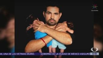 Muere bebé de Ferdinando Valencia por meningitis