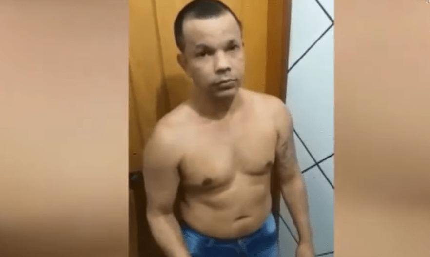 FOTO Muere preso que intentó escapar vestido de mujer en Brasil (YouTube)