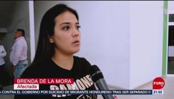 Foto: Mujer Narra Ataque Chofer Uber Cdmx 19 Agosto 2019