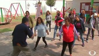Foto Mujeres de Chalco entrenan judo y evitar violencia de género 7 agosto 2019