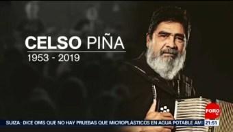 Foto: Murió Celso Piña, 'El Rebelde del Acordeón' 21 Agosto 2019