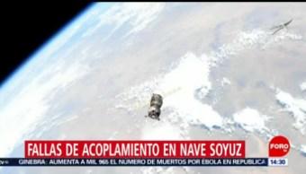 FOTO: Nave Soyuz no logra acoplarse a la Estación Espacial Internacional, 25 Agosto 2019