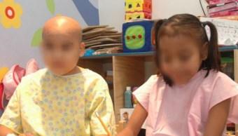 Foto: Niños enfermos de cáncer, agosto 2019, éxico