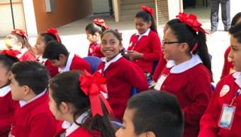 Foto: Estudiantes en México.