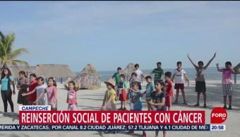 Foto: Niños Padecen Cáncer Participan Curso Verano Playa 5 Agosto 2019