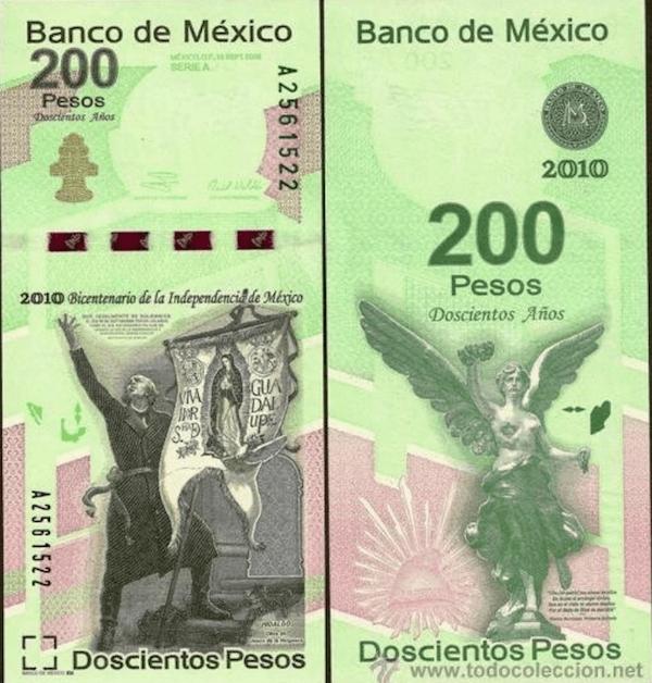 Foto Nuevo billete de 200 pesos comenzará a circular en septiembre 26 agosto 2019