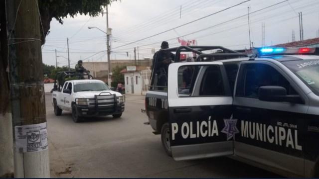 Operativo de seguridad en Tonalá, Jalisco